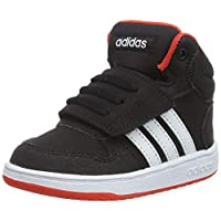 adidas Unisex Baby Hoops Mid 2.0 I Gymnastics Shoes