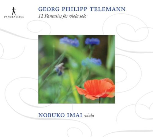 Georg Philipp Telemann: Fantasien für Viola Solo