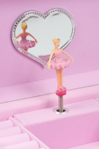 Fee Schmuckkästchen - Rosa Spieluhr für Kinder - Lucy Locket - 5