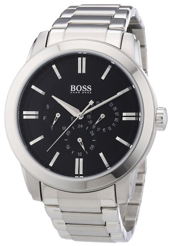 Hugo Boss Men's Quartz Watch 1512893 1512893 with Metal Strap