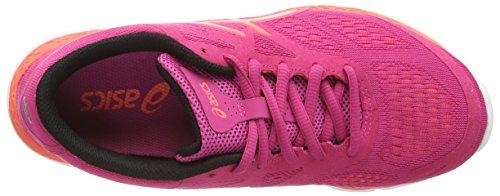 Asics 33-fa, Damen Laufschuhe Pink (pink Glow/flash Coral/carbon 3506)