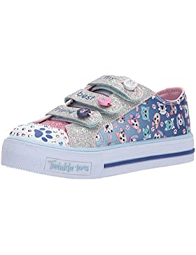Skechers Shuffles-Paw Party, Zapatillas Para Niñas