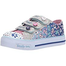 cedf81a593a Amazon.fr   skechers fille lumineuse