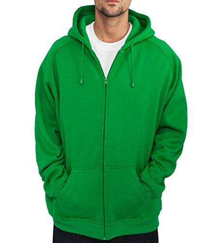 Westside street classics veste à fermeture éclair Vert - Vert