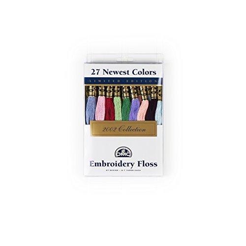 DMC Sticktwist Pack mit 27 Stück, Limitierte Auflage -
