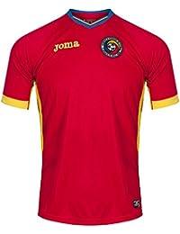 "Herren Fußballtrikot ""Away Trikot Rumänien"" Saison 2016"
