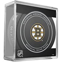 Boston Bruins NHL Official Game Puck