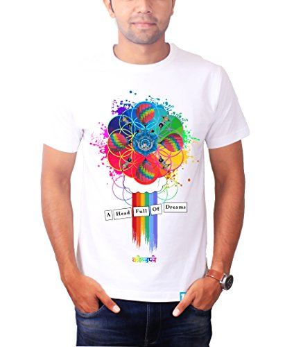 A Head Full of Dreams Coldplay Tshirt - Band Tshirts by The Banyan Tee ™