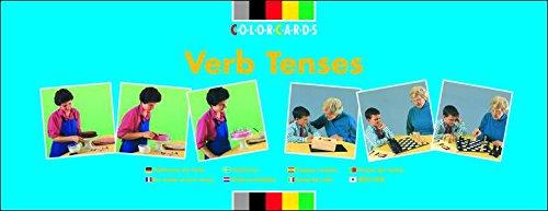 Verb Tenses: Colorcards