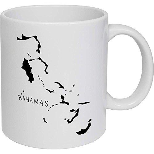 Azeeda 320ml 'Bahamas' Kaffeetasse / Becher (MG00011180) (Bahama Becher)