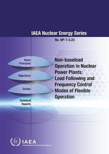 Non-Baseload Operation in Nuclear Power Plants: Load Following and Frequency Control Modes of Flexible Operation (IAEA Nuclear Energy Series)