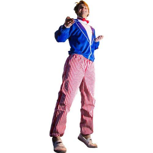 Die Uncle Sam USA Tuxedo Trainingsanzug Fancy Hirsch Party Kleid traxedo Kostüm–Größen (Uncle Sam Kostüm Kind)