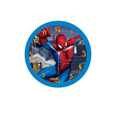 Marvel Kinderwanduhr Spiderman 8496 (Zeit Spider Man Wecker)