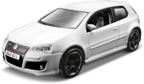 2006 VW Golf GTI Edition 30 [Bburago 42205G], Weiß, 1:32 Die Cast