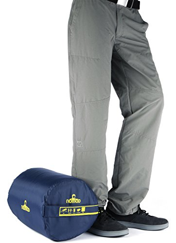 Nomad Bronco XL Kunstfaserschlafsack