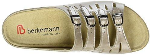 Berkemann - Hassel, Pantofole Donna Beige (Beige)