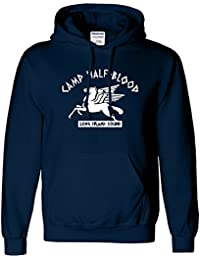 Camp Half Blood Olympians Hoody Herren Trainingsinsel Sound