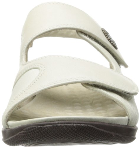 Softwalk Tanglewood Cuir Sandales Off White