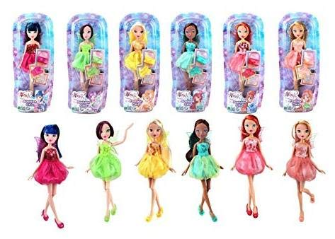 Special Section Winx Club Mini Trolley Giocattolo Bambole E Accessori Bambole