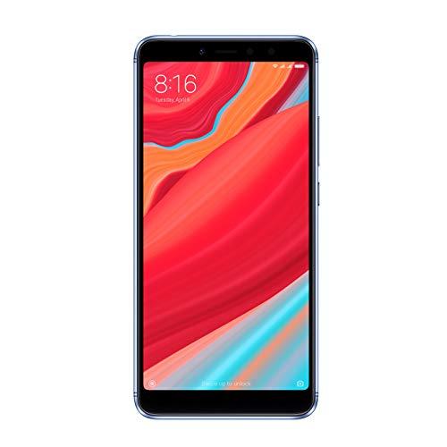 """Price comparison product image Xiaomi Redmi S2 32GB blue EU [15, 2cm (5, 99"""") HD+ Display,  Android 8.1,  Octa-Core,  12MP+5MP]"""