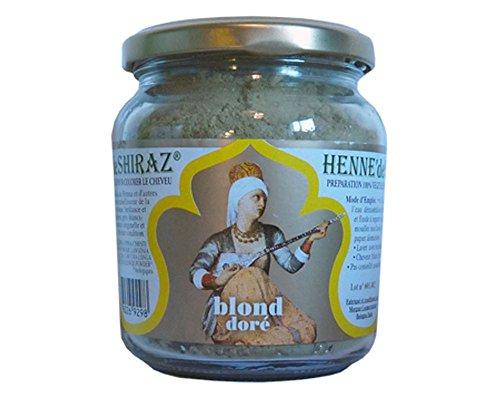 Beliflor colorazione hennè biondo dorato 150g