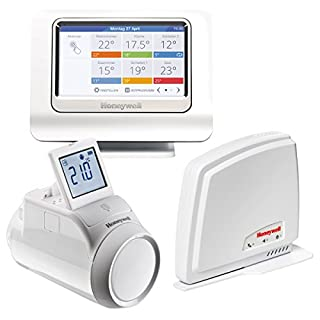 Honeywell Evohome Gateway Starter Pack, THR992GRT