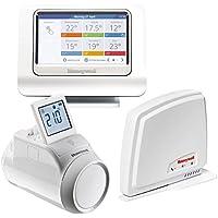 Homexpert Evohome - Termostato para el control de la temperatura por zonas, via smartphone, color blanco