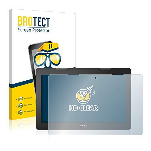 BROTECT Schutzfolie kompatibel mit Archos 133 Oxygen klare Bildschirmschutz-Folie