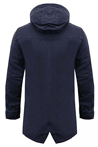 Tokyo Laundry - Blouson - Parka - Homme Midnight Blue - Navy