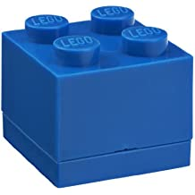 Caja de almuerzo Lego Mini 4AZUL