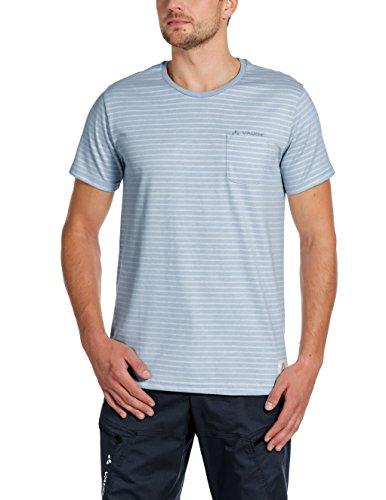 Vaude maglietta uomo arendal, uomo, t-shirt arendal, azzurro cielo, xxl