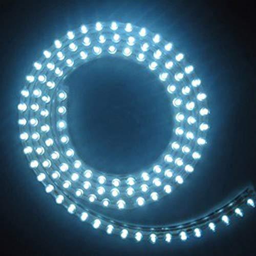 dyudyrujdtry Smart Flexible LED-Streifen, DRL Tagfahrlicht, Radfahrlicht, 12 V, wasserdicht, 22 cm Stimmungslicht für Heimdekoration a