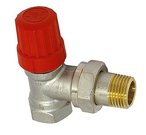 Danfoss Thermostatventil-Unterteil, 1 Stück, 3/8 Zoll, 27183 7