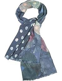 82cc7b205c570a Damen-Schal Herbst Winter Viskose Maxi XXL Zweiseitig Mehrere Farben