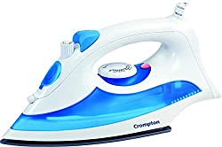 Crompton ACGSI-ARISTO 1200-Watt Steam Iron (White) Online at Low Price in India