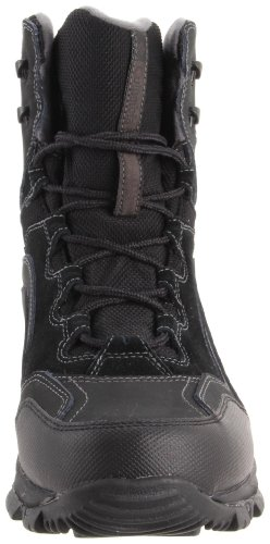 Columbia  LIFTOP,  Stivali da neve uomo Nero (Schwarz (Black, Dark Shadow 010))