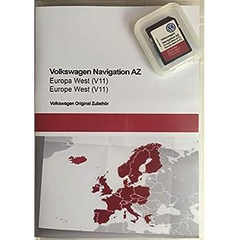 volkswagen 5g0919866aj navigationsdaten europa v14 f r golf 7 sportsvan discover media system. Black Bedroom Furniture Sets. Home Design Ideas