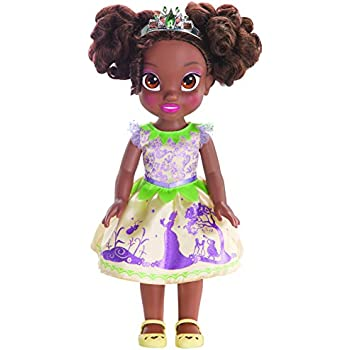 Disney Princess Tiana Toddler Doll Amazoncouk Toys  Games