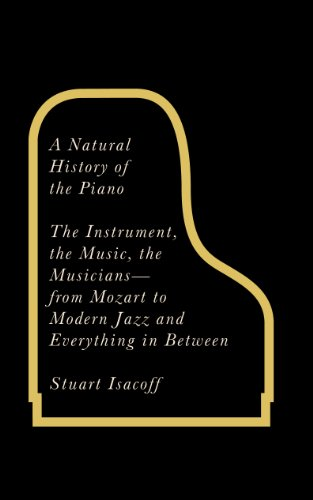 A Natural History of the Piano: The Instrument, the Music, the Musicians - from Mozart to Jazz and Everything in Between (English Edition) (Piano-instrument)