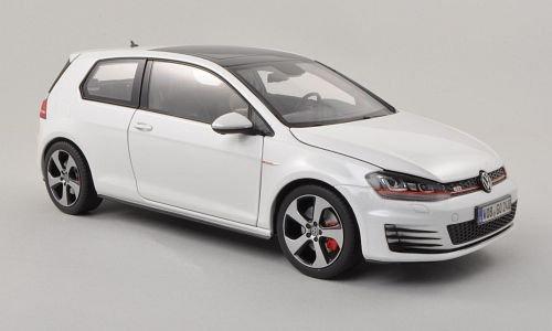 VW Golf VII GTI, weiss, Modellauto, Fertigmodell, I-Norev 1:18