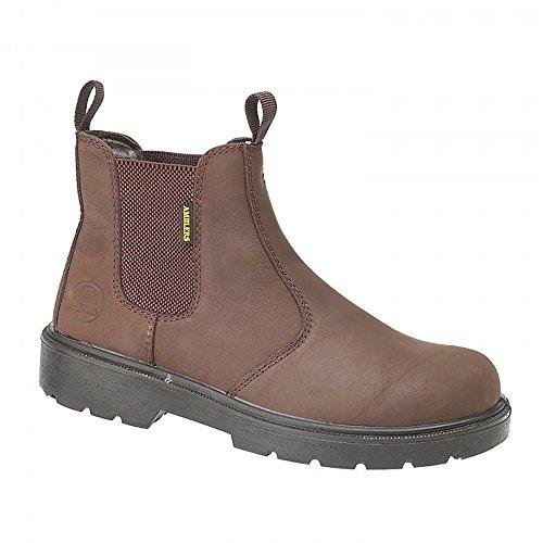Amblers Steel FS152 - Chaussures de sécurité SB-P - Homme Marron