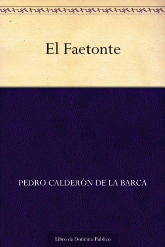 El Faetonte por Pedro Calderón de la Barca