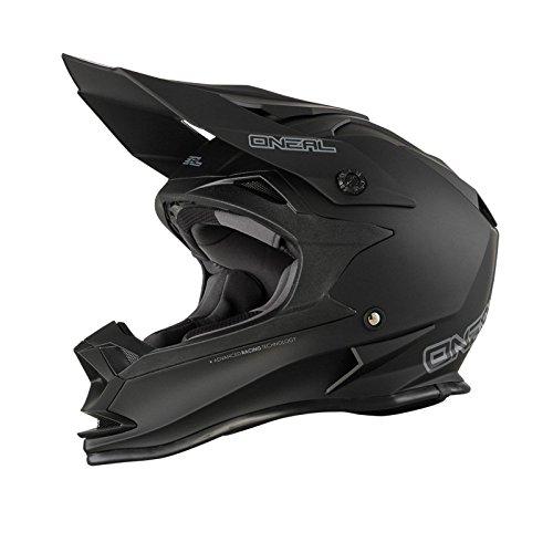 O'neal 7 Series Evo Motocross Enduro MTB Helm schwarz 2016 Oneal: Größe: XL (61-62cm)