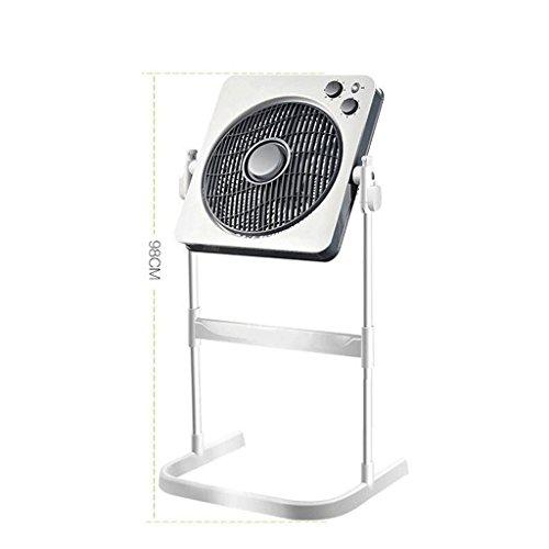 BMKY ventilateur de table Peut être temporairement muet peut soulever et descendre ventilateur de plancher