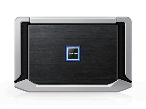 Alpine X-A90V 4-Kanal + Mono Endstufe (Car-audio-subwoofer Alpine)