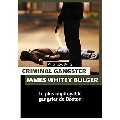 Criminal gangster