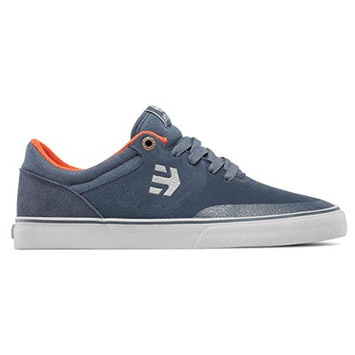 Etnies MARANA VULC Herren Skateboardschuhe grey/orange
