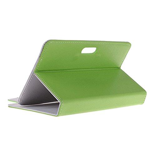 BRALEXX Universaltasche für Tablet PC passend für i.onik TM I 7 Zoll Action7029, Grün 7 Zoll No-name-tablet