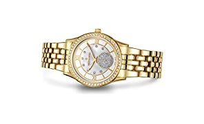 Timothy Stone COLLECTION HUSTON - Orologio da polso donna, colore Oro