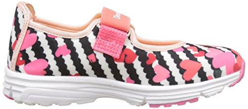 Desigual Braided, Sneakers Basses Fille Rose (Pink 3200)